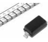 BZT52C4V7-DIO Dioda: Zenerova 0,5W 4,7V SMD role, páska SOD123