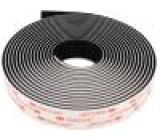 Knot: se suchým zipem W:25mm L:5m Použití: upevňování D:5,7mm