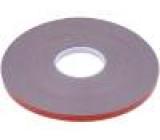Knot: upevňovací W:12mm L:33m D:1,1mm Lepidlo: akrylové 100°C