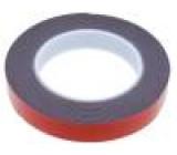 Knot: upevňovací W:19mm L:5m Použití: upevňování D:1,1mm 90°C