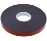 Knot: upevňovací W:25mm L:33m Použití: upevňování D:1,1mm 90°C