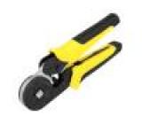 Nářadí: pro krimpování izolované trubičkové koncovky 0,2÷6mm2