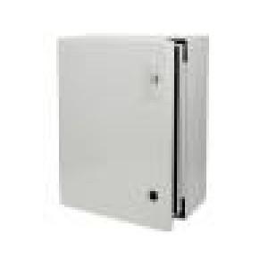 Kryt: nástěnná X:515mm Y:415mm Z:230mm CAB polyester šedá