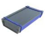 Kryt: panelová ALUSTYLE X:98,5mm Y:150mm Z:32,8mm hliník