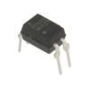 PS2561D-1Y-A Optočlen THT Kanály:1 Výst: tranzistorový Uizol:5kV Uce:80V