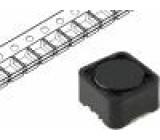 Tlumivka: vinutá 39uH 3,5A 60mΩ SMD 12x12x8mm ±20% -40÷85°C