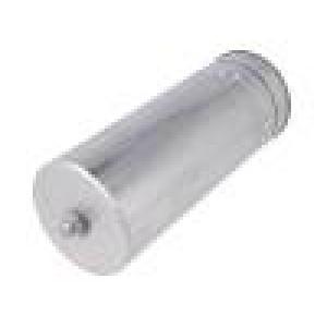 Kondenzátor: polypropylénový Rozm.těl: Ø95x247mm 100uF ±10%