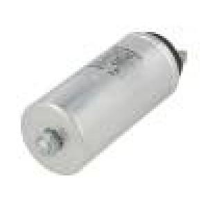 Kondenzátor polypropylénový 20uF ESR:4mΩ šroub M8 ±5% 600VDC