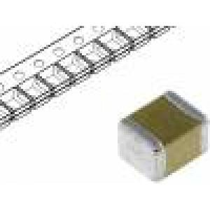 Kondenzátor keramický MLCC 100uF 10V X5R ±20% SMD 1210