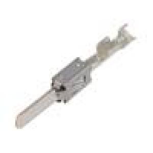 Kontakt vidlice 20÷17AWG JPT pocínovaný krimpovací na kabel