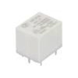 HF3FA/005-ZT Relé elektromagnetické SPDT Ucívky:5VDC 10A/277VAC 10A/28VDC