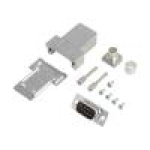 Zástrčka D-Sub PIN:9 vidlice pájení na kabel