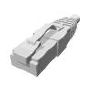Zástrčka RJ45 PIN:8 Kat:6a stíněný Uspořádání výv:8p8c IDC