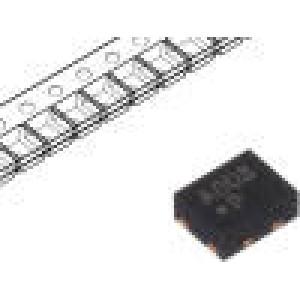 Generátor: MEMS 27MHz SMD 3,3V ±25ppm -40÷85°C Ø2x1,6mm