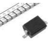 MM3Z5V1T1G Dioda: Zenerova 300mW 5,1V SMD role, páska SOD323