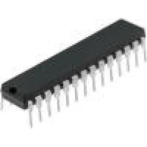 ATMEGA328P-PN Mikrokontrolér AVR EEPROM:1024B SRAM:2kB Flash:32kB DIP28