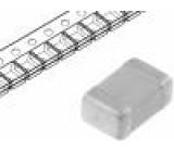 Kondenzátor keramický 680pF 50V X7R ±10% SMD 0805