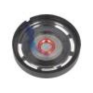 Reproduktor miniaturní, mylarový 0,5W 8Ω Ø29x9,3mm 0÷4kHz