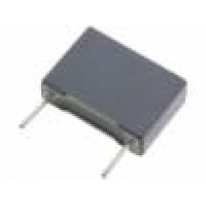 Kondenzátor polyesterový 470nF 200VAC 400VDC Rozteč:15mm