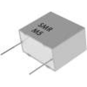 Kondenzátor metalizovaný PPS 220nF 7,5mm ±5% 10x5x11mm 63VAC