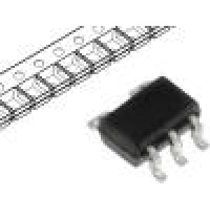 LMV331ICT Komparátor univerzální 200ns 2,7÷5VDC THT SC70-5