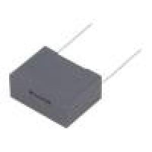 Kondenzátor polyesterový 3,3uF 160VAC 250VDC Rozteč:22,5mm