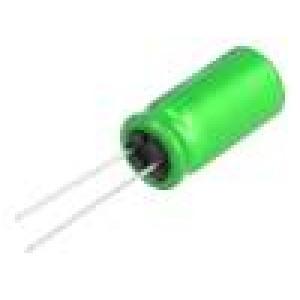 Kondenzátor elektrolytický bipolární THT 100uF 50V ±20%