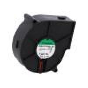 Ventilátor: DC blower 24VDC 75x75x30mm 23,11m3/h 43,5dBA