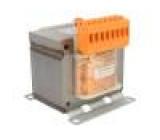 Transformátor síťový 250VA 230/400VAC 230V Výv: svorkovnice