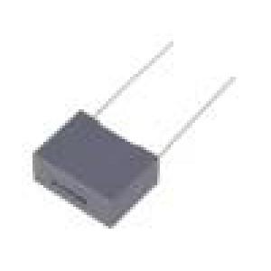 Kondenzátor polyesterový 680nF 160VAC 250VDC Rozteč:15mm