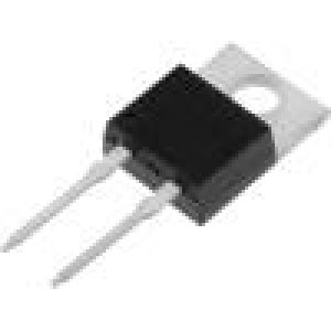 NXPSC08650Q Dioda: Schottky spínací 650V 8A TO220-2 jedna dioda Ifsm:16A