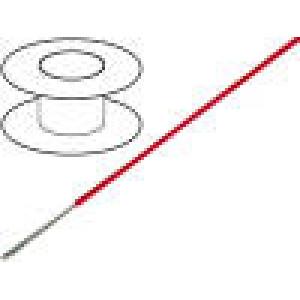 Vodič ÖLFLEX® HEAT 180 SiF licna Cu 25mm2 silikon červená