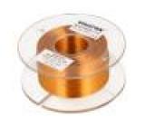 Tlumivka: vzduchová cívka 2,2mH 0,9Ω Prům.vod:1mm Ø:71mm