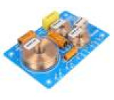 Filter: audio crossover 8Ω Pmax:160W 800/5000Hz 12dB/oct