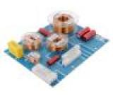 Filter: audio crossover 4Ω Pmax:180W 300/4000Hz 12dB/oct