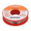 Pájka Sn63Pb37 drát 1mm 0,1kg Tavidlo: F-SW26,No Clean, ROM1