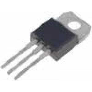 STP80NF06 Tranzistor: N-MOSFET unipolární 60V 80A 300W TO220-3