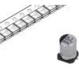 Kondenzátor elektrolytický s nízkou impedancí SMD 4,7uF ±20%