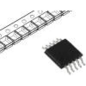 AD8475ARMZ Operační zesilovač 150MHz 3÷10VDC Kanály:1 MSOP10