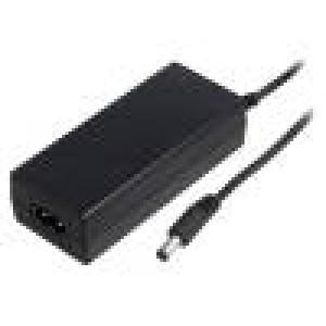 Zdroj: spínaný 12VDC 3A Výv:5,5/2,5 36W 0÷40°C Vst: IEC C8