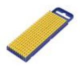 Kabelové značky pro kabely a vodiče Symbol štítku: I polyamid