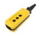 Kryt: pro dálkový ovladač X:80mm Y:190mm Z:70mm polypropylen