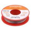 Solder Sn62Pb36Ag2 soldering wire 1mm 0.1kg Flux: F-SW26
