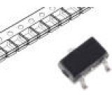 BSS138TA Tranzistor: N-MOSFET unipolární 50V 0,2A 350mW SOT23
