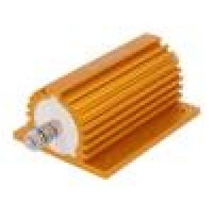 Rezistor: drátový s chladičem 16Ω 250W ±1% 114x77x54,5mm