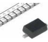 BZX84J-C51.115 Dioda: Zenerova 0,55W 51V SMD role, páska SOD323F 250mA