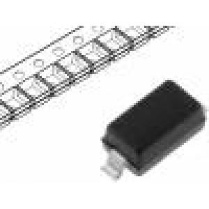 MMSZ5231B-DC Dioda: Zenerova 0,41W 5,1V SMD role, páska SOD123