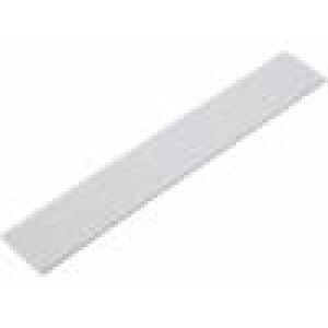 Páska: termovodivý L:130mm W:20mm D:1mm 1,5W/mK