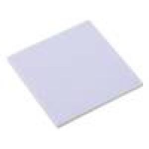 Páska: termovodivý L:30mm W:30mm D:1mm 1,5W/mK