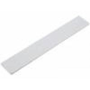 Páska: termovodivý L:130mm W:20mm D:2mm 1,5W/mK